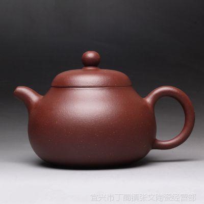 一公紫砂100%纯正品质宜兴正品原矿紫砂手工制作茶具大容升壶