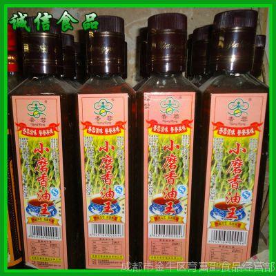 专业供应 调味品香蓉香油王 黑芝麻小磨香油纯芝麻油