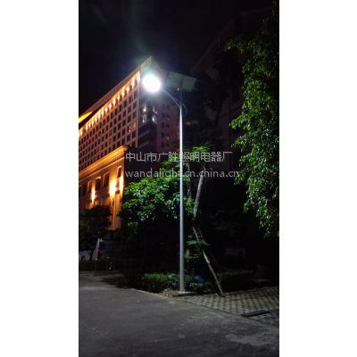 供应广顺牌超级省电太阳能路灯GS-TYN6M/30W