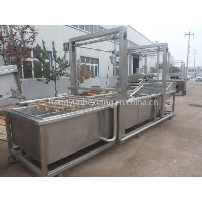 供应诸城宜福达YG-26000型果脯干加工设备 休闲食品加工设备