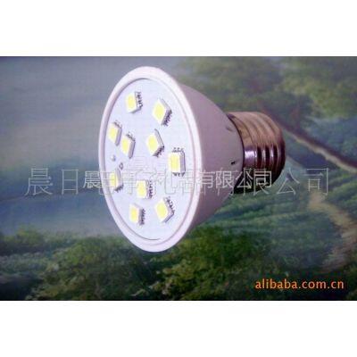 供应2.3W LED照明灯 10LED灯泡 照明节能灯
