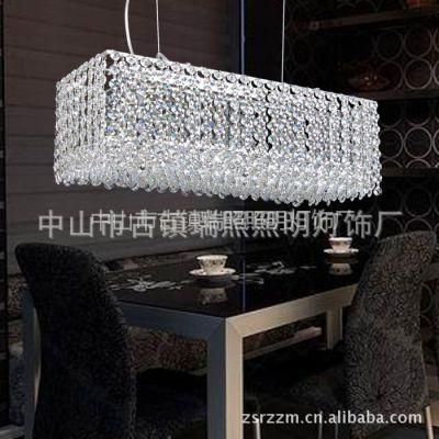供应现代客厅水晶吸顶灯批发 卧室灯餐厅灯室内灯饰灯具1172