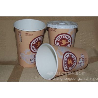 供应南昌广告纸杯厂家在哪里  价格多少