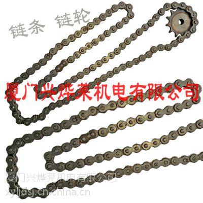 供应工业链条 链条规格06B 08B 10A 12A1 6A链条3分4分5分滚子链