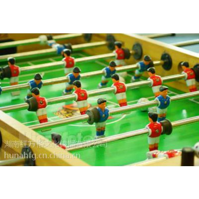 湖南真人桌上足球设备低价出租 低价供应桌上足球台(奇趣设备低价出租)
