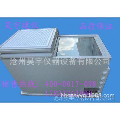 昊宇防水卷材低温试验箱 低温冷冻试验箱 -40℃各种尺寸低温箱