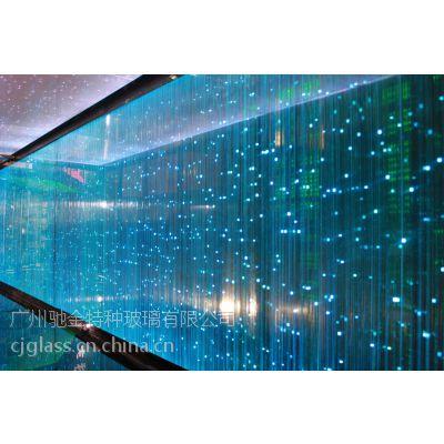 室内外专用LED魔幻艺术玻璃-推存广州驰金
