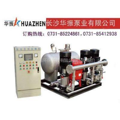 供应ZWX(I)箱式无负压供水设备,华振给水,振兴中华!