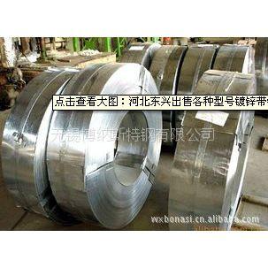 供应无锡现货Q235热镀锌带钢
