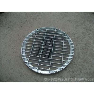 供应实拓钢格板为你提供防盗井盖板 沟盖板批发
