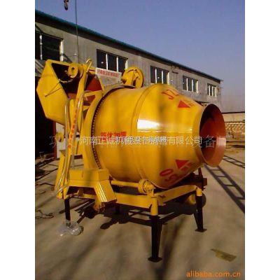 供应:JZM500、JZM750等系列混凝土搅拌机