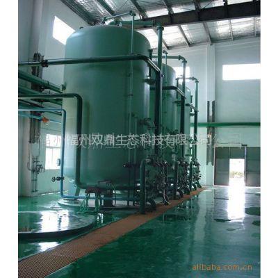 供应i&w120m3/h活性碳过滤器 机械过滤器 二用一备水 处理设备