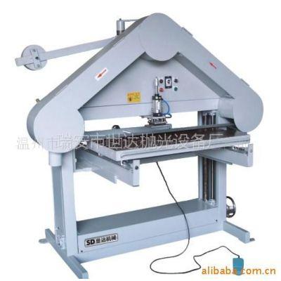 供应自动气压式三角拉丝机 拉丝机 自动抛光机 平面抛光机