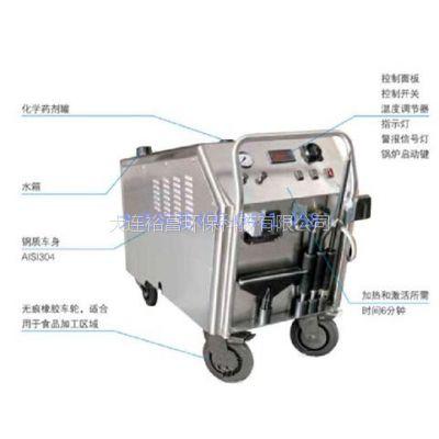 凯尔乐超高温蒸汽清洗机特点