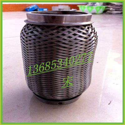 瑞源供应国内消声器厂排气波纹管 汽车排气管 不锈钢波纹软管 可批发