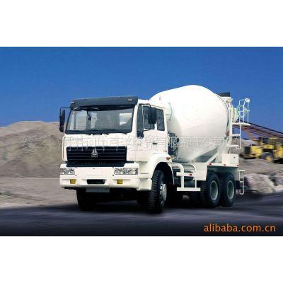 供应HOWO混凝土搅拌运输车