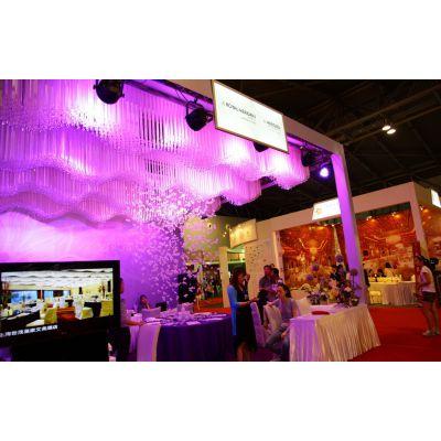 2016婚博会展台设计制作搭建 婚博会展位设计搭建公司