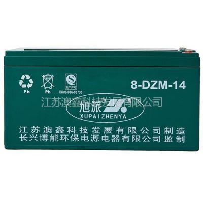 供应旭派电池8-DZM-14/64V14Ah电动车电池  旭派铅酸蓄电池  的电动车电池批发