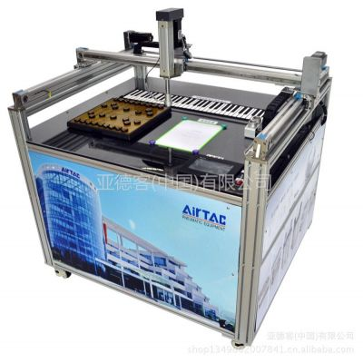 供应PTC04三轴伺服机械手