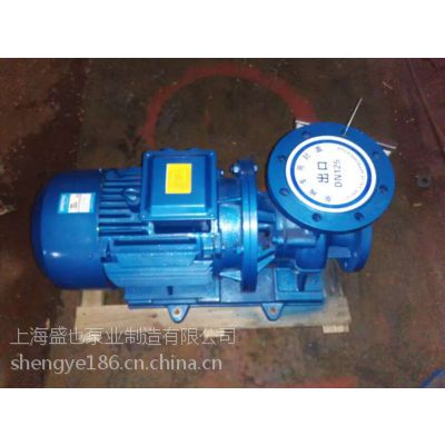 ISW50-100A 微型热水离心泵 微型热水管道泵
