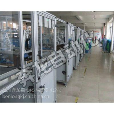 供应DZ47LE自动移印设备—奔龙自动化