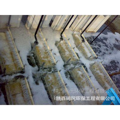 工业园区污水处理工艺升级改造及维修