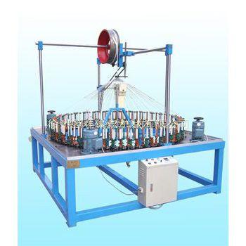 供应优质XZHH-BZ450蓝款电线电缆编织机
