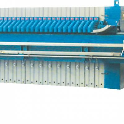 供应程控自动式高压聚丙烯隔膜压滤机 中大贝莱特