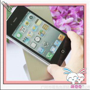 供应手机底座 不锈钢手机底座 电子促销礼品 手机周边产品