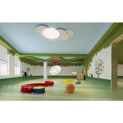 幼儿园设计、金鸽子幼儿园装饰设计、高档幼儿园设计