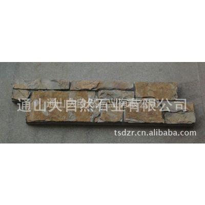 供应你还在为私房别墅墙体装饰找材料吗之天然板岩文化石水泥粘接板