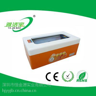 供应雅洁宝古典实木型自动鞋套机(YJB-003 红木)
