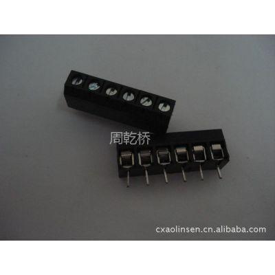 供应301-5.0间距 连体PCB线路板连接器接线端子
