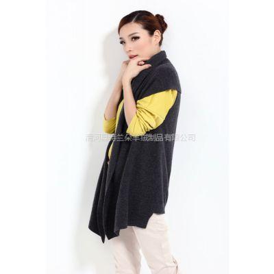供应2012秋冬新款女士短袖兔绒开衫 毛衣外套女韩版 打底衫针织衫包邮
