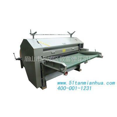 供应6MTB160-III精细弹花机 增值版 专利技术弹花机18328125914