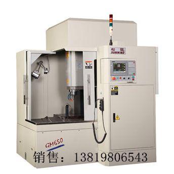 供应EM650AT数控雕刻机刀库机型台湾松旺精雕机