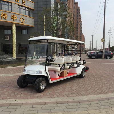 锡牛 滁州8座高尔夫球车,楼盘开盘接送车,旅游观光车