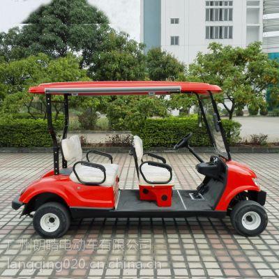 朗晴 LQY047 4座电动高尔夫球车