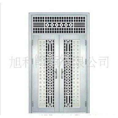 供应厂家承接 各类不锈钢门 单门 室内门 进户门 大门汽窗 定做尺寸