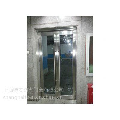 供应不锈钢防火门 上海大玻璃防火门 消防逃生门