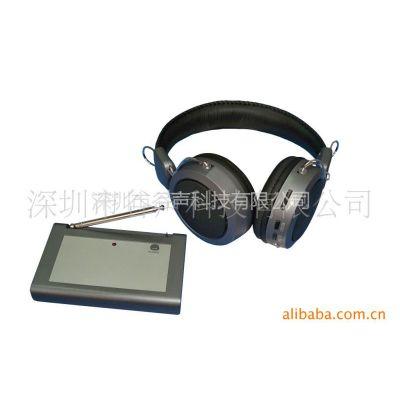 供应调频耳机,外观新颖、时尚,功能多,礼品耳机