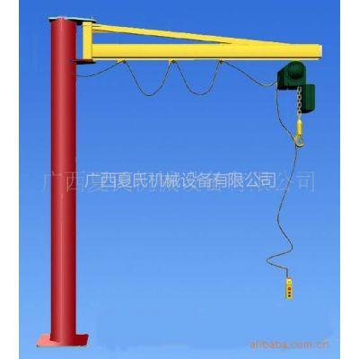 供应壁柱式旋臂起重机BZQ系列广西柳州桂林