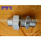 供应316#钢焊接式直通管接头