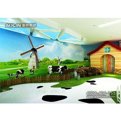 天津动物博物馆 自然博物馆 儿童博物馆 海洋博物馆设计制作公司