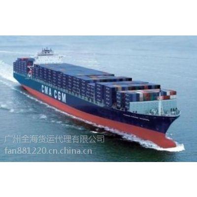 供应惠州到北京海运/珠海至上海船运/水运物流