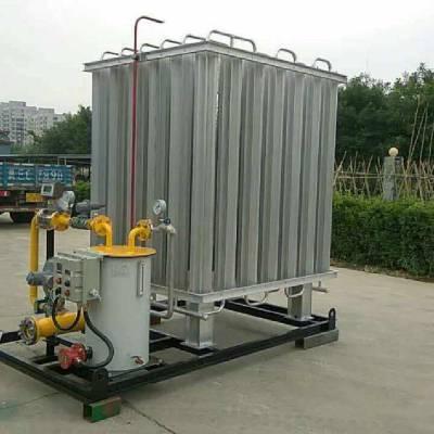 烘干系统配套设备-河北弘创牌LNG气化撬设备