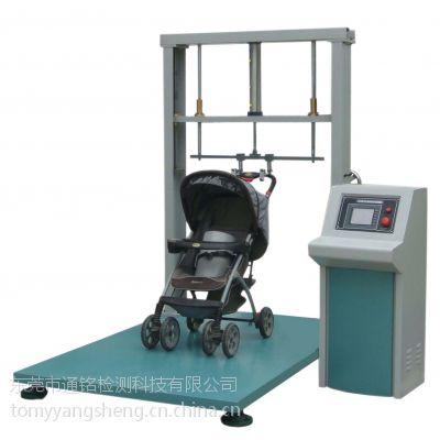 厂家直销儿童推车手把强度测试仪,举起下压耐用性试验机GB14748,EN1888 东莞通铭TOMY