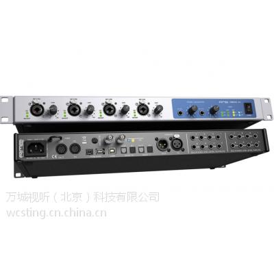 RME Fireface 802 USB/火线音频接口电脑笔记本外置声卡