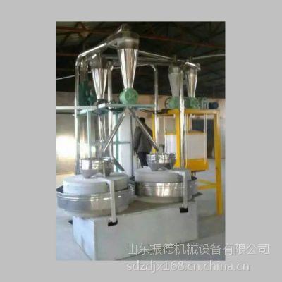 杂粮石磨机 小麦面粉专用电动石磨机 价格