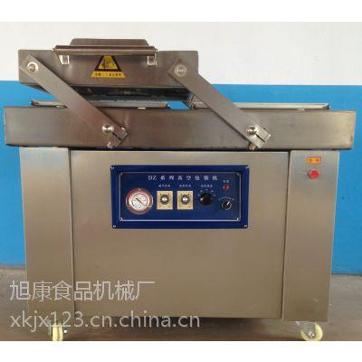 供应旭康DZ-500/2L型火腿肠真空包装机 香肠真空包装机